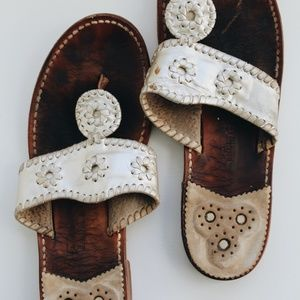 Size 9 Jack Roger Sandals